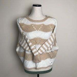 Slouchy Jessica Simpson sweater